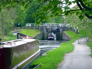 Trailwalker at Hirst Locks