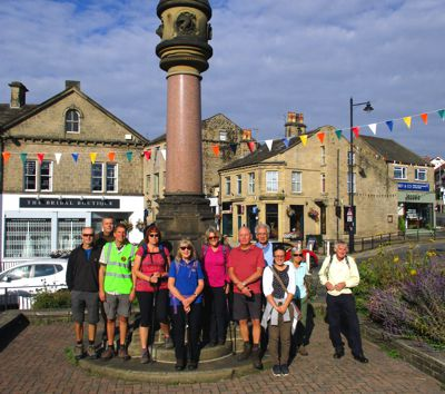 Baildon Walkers are Welcome, 1 Sept 2018