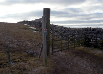 TRO is removed from Langscar Gate access to Gorbeck Road in 2009