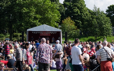 Saltaire Festival 2019