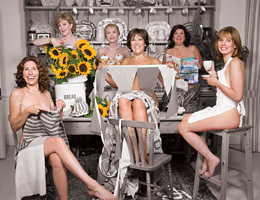 Calendar Girls - the stage show