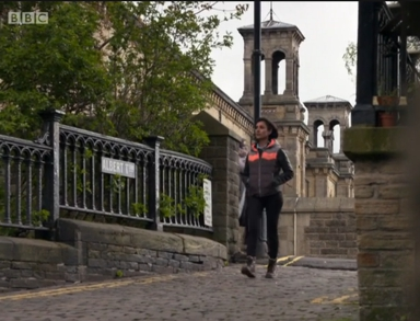 Anita Rani visits Saltaire for BBC's Countryfile