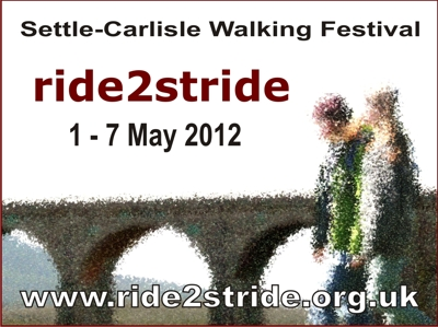 ride2stride - the Settle-Carlisle Walking Festival