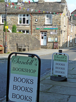 Sedbergh - England's official Book Town