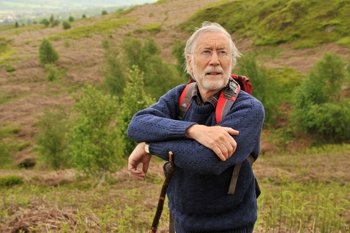 Colin Speakman, chairman of the Dales Way Association