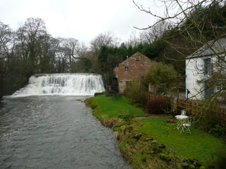 Rutter Force in full spate